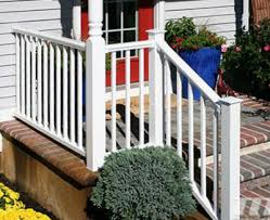porch railings deck railings stair railings railing dynamics