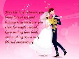 Wedding Anniversary Wishes Quotes In English