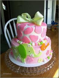 Smart Baby Girl Shower Cake Ideas Beautiful 1st Year Birthday Cake