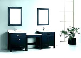 Image Vanity Tops Billbaker Office Double Basin Cabinet Bathroom Just Cabinets Vanities