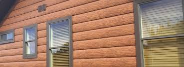 dutch lap wood siding. Red Cedar Log Siding Home Dutch Lap Wood W