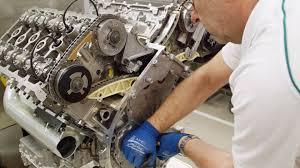 ▻ bentley factory w12 engine
