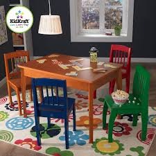 kidkraft euro honey table and chairs toys highlighter white metropolis train set archived on furniture