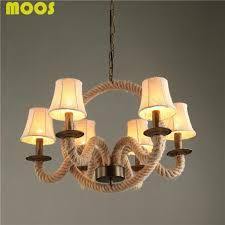 country pendant lighting. new modern country pendant lamps restaurant kitchen rope light flaxen fabric lampshade home decorative fixture lighting