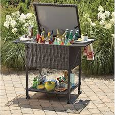 serving carts on wheels fabulous outdoor bar cart on wheels wicker cooler cart outdoor serving cart serving carts on wheels nice outdoor