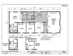 great kitchen floor plan design restaurant