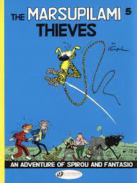 Review: The Marsupilami Thieves – Spirou Reporter