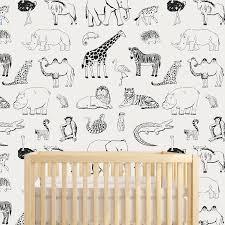 safari wallpaper nursery. Perfect Wallpaper Safari Animal Wallpaper  In Nursery R