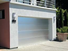 Modern Garage Doors Modern Garage Door Manufacturers Modern Garage