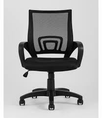 <b>Кресло офисное TopChairs</b> Simple черное – купить по цене 3990 ...