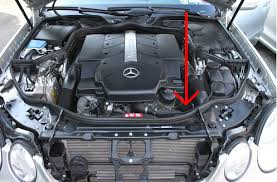 And i wouldn't dare use synthetics anyplace that wasn't mercedes has spent extensive amounts of resources developing special fluids for their vehicles. Mercedes Benz E500 4matic 2005 Model On Start Up I Feel Vibration Clearly And When I Turn Steering Wheel It Increases