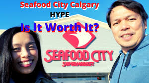Seafood City Calgary!! - YouTube