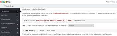 Free Business Email Address How To Set It Up Ecommerce Platforms