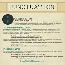 How To Use A Semicolon Properly