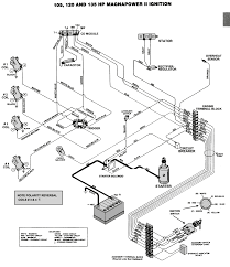 chrysler outboard wiring diagrams mastertech marine chrysler 75 135 hp magnapower ii cd ignition