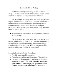 problem essay examples analyzing a sample problemsolution  cover letter solution essay examples example of a problem smlf sample resume solution xproblem solution essay