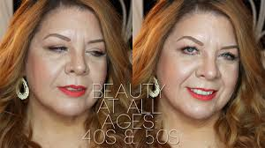 beauty at all ages makeup for women in their 40s 50s lip focus you