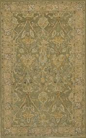 style sage green traditional wool rug area rugs 8x10