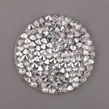 Crystal Rocks Swarovski Samolepící Crystal Cal Na Průhledném Podkladu 30mm