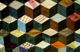 tumbling block quilt pattern | Free Quilt Patterns & Get free pattern scrapatches.blogspot.mx Adamdwight.com