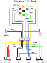 wiring diagram for trailer lights 7 way inside light and noticeable Utility Trailer 7-Way Wiring Diagram wiring diagram for trailer lights 7 way inside light and noticeable to