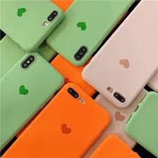 Fashion Cute Love Heart Soft TPU Case For <b>Meizu M3 M5 M6</b> Note ...