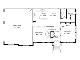 simple open house plans floor traditional plan two story simple open house plans floor traditional plan two story