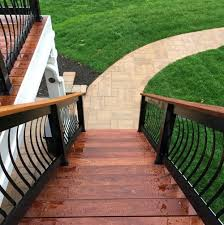 keep deck stairs and patio steps ice