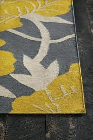 yellow gray rug and area target for nursery lattice