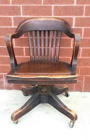 vintage wood swivel desk chair small wooden desk chair vintage wood office chair good furniture wooden office chairs regarding elegant household antique