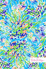 Lilly Pulitzer Patterns Lilly Pulitzer Sea Soiree Print Iphone Wallpaper Patterns We