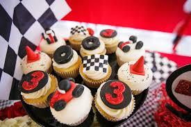 Karas Party Ideas Race Car Themed Birthday Party