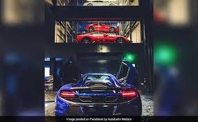 Lamborghini Vending Machine New There's A 'Vending Machine' For Ferraris Lamborghinis In Singapore