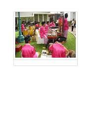 Musik ini berfungsi sebagai lantunan lantunan sholawat, dan juga tembang macapat. Identifikasi Seni Musik Trasidional Nusantara