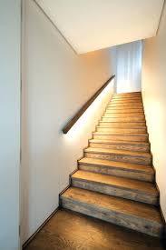 Basement Lighting Design Awesome Staircase Lighting Ideas Image Of Basement Stair Lighting Ideas Nice
