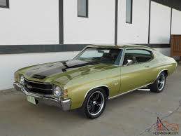 Chevrolet Chevelle SS, 700HP Frame off nut and bolt built resto mod