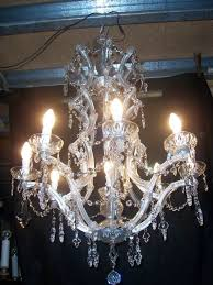 marie therese chandelier size h 1 05mtr w 75mtd 9 lights