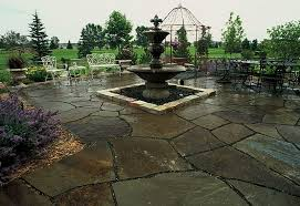 flagstone landscaping. Flagstone Patio Fargo ND Natural Environments Landscaping