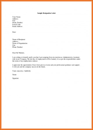 Heartfelt Resignation Letter Cool Letter Format Corporate Resignation Relieving Pdf File Best Of Basic