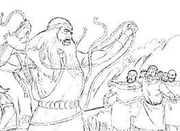 Samson Coloring Page Coloring Pages Of Coloring Page The Story Of