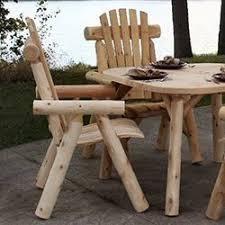 rustic wood patio furniture. Wonderful Wood Dining Chairs U0026 Stools In Rustic Wood Patio Furniture O