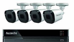 Купить <b>Комплект видеонаблюдения FALCON EYE</b> FE-2104MHD ...