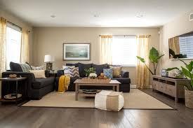 hgtv makeover living room