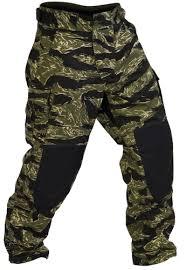 Valken V Tac Sierra Paintball Pants Tiger Stripe