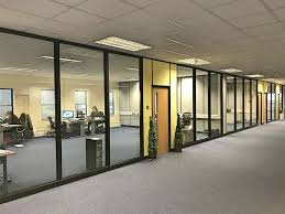 office corridor door glass. Office Partitions In Bristol For Chapple \u0026 Jenkins Corridor Door Glass O