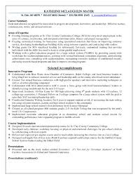 Sample Resume For Art And Craft Teacher Education Resume Summary Examples Best Of Sample Resume For Art And 15
