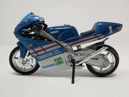 Dalam perkembangan untuk memperkuat dan memperlancar usahanya, tahun 1990, pt yimm bergabung dengan. Yamaha Tzm Moto A Escala 1 18 Vendido En Subasta 112894843