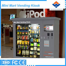 Product Vending Machine Magnificent 48 Latest Tech Mini Mart Vending Kiosk For Sell Mixed Goods Buy