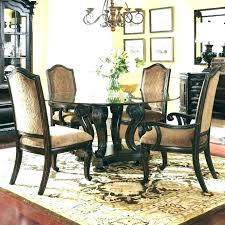 round cream dining table and chairs black dining room black dining room table set s and round cream dining table and chairs
