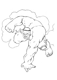 Small Picture Hulk Coloring Pages Coloring Pages To Print